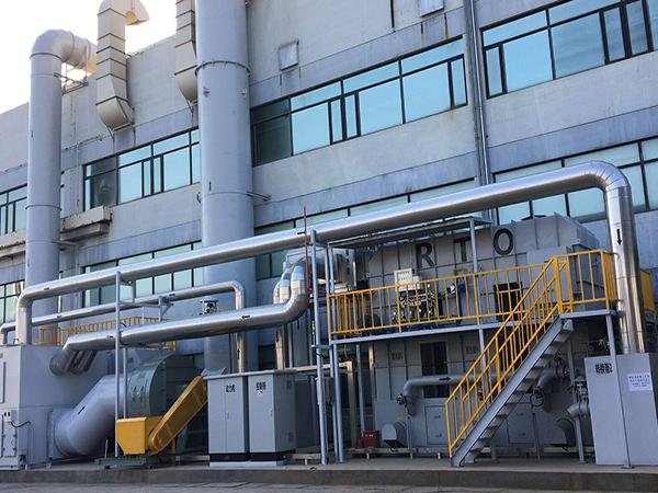 沸石转轮+RTO设备