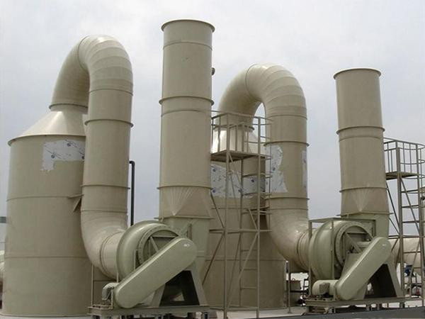废气净化塔分类与应用