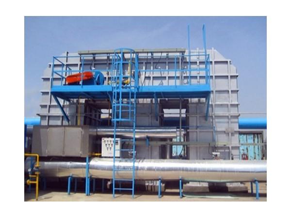 VOCs废气催化燃烧法处理