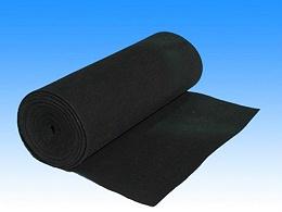 活性碳纤维净化有机废气的工艺流程