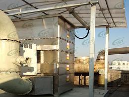 佛山市海天(高明)调味食品有限公司食品废气处理工程