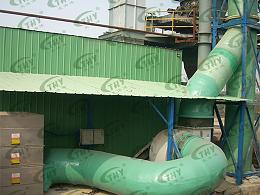 华新武汉污泥生态处理工厂污泥除臭工程