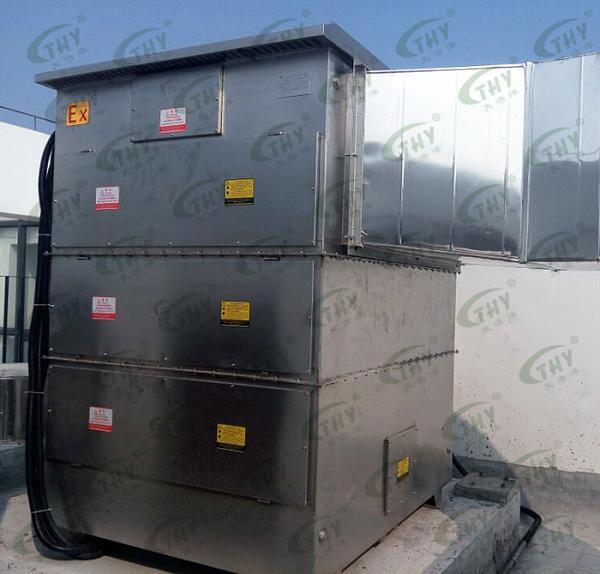 阳江核电实验室废气处理工程1