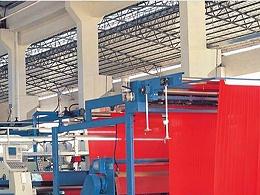 定型机废气净化的工艺流程及原理