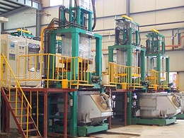覆膜砂铸造废气处理工艺