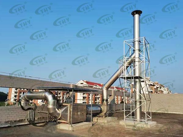 广西防城港核电有限公司实验室废气处理工程2